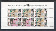 Kinderpostzegels 1984