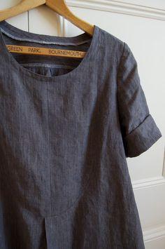 harmony and rosie: pin striped  http://merchantandmills.com/products/patterns/dress-shirt-pattern-multi-size/