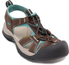Keen Venice H2 Sandals - Women's - I've always liked black & brown on the same thing.