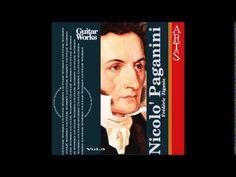 Niccolò Paganini - Guitar Works Vol. 3 - Frédéric Zigante [full album] - YouTube