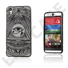 Westergaard HTC Desire Eye Deksel – Øye av en hest Smartphone, Samsung, Phone Cases, Iphone, Design, Phone Case