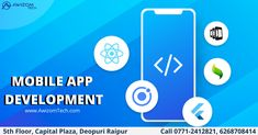 Awizom Tech Bytes is a leading IT solutions provider offering a number of Mobile Apps development services to businesses. Here you can easily browse the different technologies on which we offer development solutions. App Development, Mobile App, Apps, Technology, Number, Business, Tech, Mobile Applications, Tecnologia