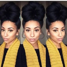 So Pretty @beautifiya - http://community.blackhairinformation.com/hairstyle-gallery/natural-hairstyles/522632/