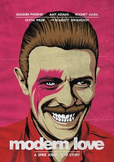 Butcher Billy Changes Bowie | Work in Progress Project on Behance