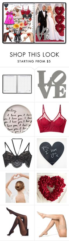 """""""Bez naslova #211"""" by rikyy on Polyvore featuring moda, House of Doolittle, Sugarboo Designs, Clo Intimo, For Love & Lemons, Intimo, ASOS, Pier 1 Imports, SPANX i Wolford"""