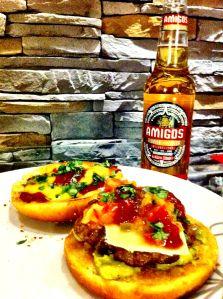 meksikon burgerit