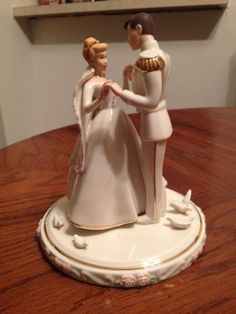 Lenox | Disneyu0027s Cinderellau0027s Wedding Day Cake Topper By Lenox | LENOX  COLLECTION | Pinterest | Disney S