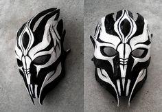 Nihlus Kryik Mask by MandrakeArt.deviantart.com on @deviantART
