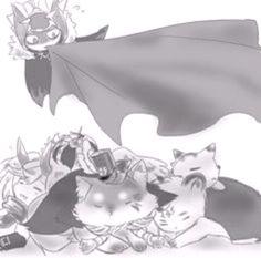 Seven Knights pets