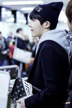 Image result for noone likes j-hope beanies