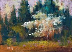 "Daily Paintworks - ""Keeping Plein Air Painting Sim..."" by Karen Margulis"
