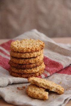 Havrekjeks - My Little Kitchen Recipe Boards, Little Kitchen, Baby Food Recipes, Nom Nom, Cereal, Goodies, Baking, Desserts, Mittens