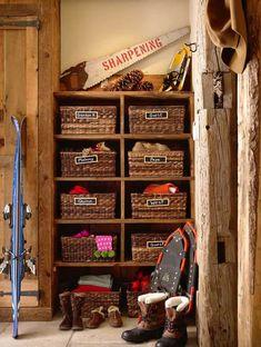 Winter dream cabin in the village of Sugar Bowl: Ski Barn