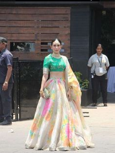 Indian Celebraty Wedding Lehenga Choli women girls Designer Wedding tradtional is part of Indian dresses - Indian Wedding Outfits, Indian Outfits, Saris, Lehnga Dress, Lengha Choli, Mehendi Outfits, Indian Designer Suits, Indian Bridal Lehenga, Lehenga Designs