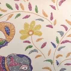 Pattern #21035 - 215 | John Robshaw Collection | Duralee Fabric by Duralee