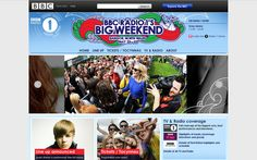 Radio 1 Big Weekend, 26th April 2010 Bbc Radio 1, Tv On The Radio, Bangor, North Wales, Explore, Big, Exploring, Bangor Maine