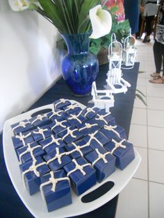 """""""Son of a Sailor"""" Baby Shower  Favors"""