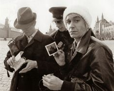 David Bowie and Iggy Pop's famously cosy relationship began in the early 1970s, with Bowie going on to produce The Stooges' 1973 LP Raw Power. Plagued by drug problems, the pair moved to West Berlin in 1976, sharing an apartment and regularly collaborating. The partnership resulted in two classic Bowie-produced Pop albums, The Idiot and Lust For Life. Pop also provided backing vocals on Bowie's 1978 landmark Low.