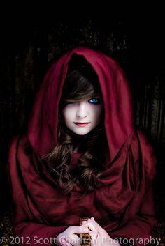 Red Riding Hood Portrait