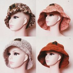 Metere deScotche hats from  R150. Every Sunday at the Maboneng Street Market.