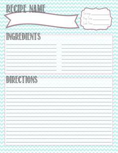 Quatrefoil Pink Recipe Card  Recipe Cards Bridal Shower And