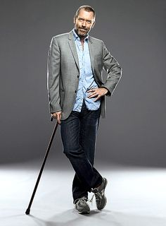 Hugh Laurie: House