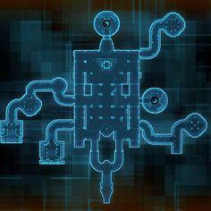 Dark Temple map Carte Star Wars, Location Map, Sci Fi City, Fantasy Map, Futuristic City, Mass Effect, Sith, Star Wars Rpg, Sims 3