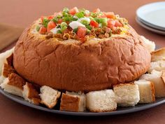 King Hawaiian Bread Recipe New King S Hawaiian Bread Turkey Taco Dip Hawaiian Bread Recipe, Hawaiian Sweet Breads, Hawaiian Recipes, Dip Recipes, Bread Recipes, Recipies, Kings Hawaiian Bakery, Gluten Free Bread Maker, Bread Bowl Dip