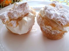 World Famous Cream Puff Recipe