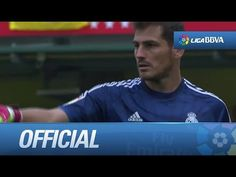 Seguimiento a Casillas durante el Villarreal CF - Real Madrid