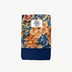Floral Fever Ipad Mini Sleeve #themidnightfactory #handmade #sleeve #ipadmini