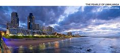 The Pearls in Umhlanga Rocks . South Africa, Beautiful Homes, Rocks, Skyline, African, Spaces, Pearls, City, Travel