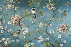 Blossom - Decoration Murale & Papier Peint Photo - Photowall