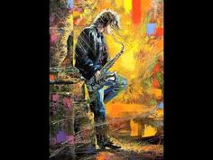 DesignArt Saxophone Contemporary Painting Print on Wrapped Canvas Frank Sinatra My Way, Avicii Wake Me Up, Tears In Heaven, Saxophone, Kinds Of Music, Contemporary Paintings, The Beatles, Painting Prints, Wrapped Canvas