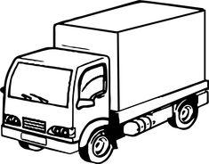 18 Wheeler Semi Big Rig Trailer Car Truck Driver Window