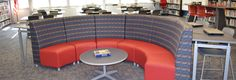 Library furnishings & library furniture from Creative Library Concepts