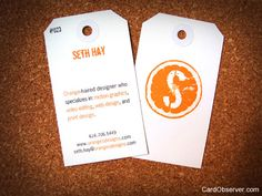 30+ Cool But Still Free Business Cards   Inspiration