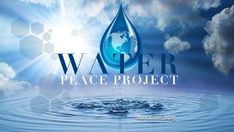 22 martie, World Water Day Masaru Emoto, World Water Day, Glasgow, Spirituality, Peace, Projects, Movie Posters, Log Projects, Film Poster