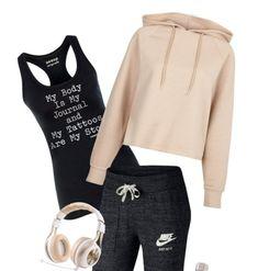 Szuper púder színekkel dobjuk fel az őszt. Imádaom <3 Nézd meg ezt a szettet és inspirálódj! Egy szuper outfitben, máris dögösebbnek érzed magad! My Journal, Hoodies, Sweatshirts, I Tattoo, Outfit, Polyvore, Sweaters, Image, Fashion