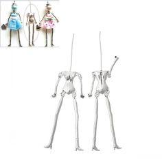 "DoreenBeads Body DIY Toy Doll Making Antique Silver Lead Nickel Free 11.5cm x 1.8cm(4 4/8"" x 6/8""),5PCs from yiwu"