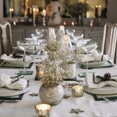 Silver Table Cloth Rectangular Textured