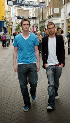 """New/Old HQ Untagged Pictures of Jamie's Band """"Sons of Jim"""" at Carnaby Street Event [May 29, 2006] 