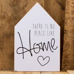 Dots Lifestyle Huis XL - There Is No Place Like Home - crafts christmas crafts diy crafts hobbies crafts ideas crafts to sell crafts wooden signs Wood Block Crafts, Scrap Wood Projects, Wooden Crafts, Wood Blocks, Crafts To Sell, Home Crafts, Diy Crafts, Small Wooden House, Wooden Houses