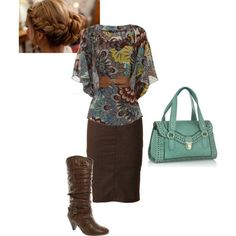 country Polyvore Outfits  | Country Girl In The City, created by shoogirl on Polyvore by margret