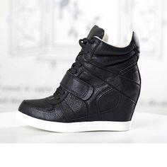 Wedged Sneakers
