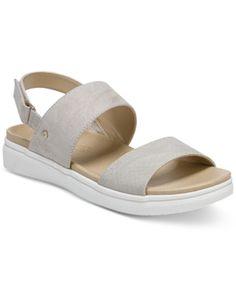 08827ad2beb7 Dr. Scholl s Wanderlust Sandals - Tan Beige 9M Flip Flop Sandals