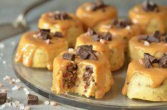 niebo na talerzu - Blog z przepisami na specjały domowej kuchni Doughnuts, Cheesecakes, Finger Foods, Fudge, Sweet Tooth, Muffin, Food And Drink, Cooking Recipes, Breakfast