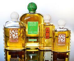 """https://vintageperfume.jux.com/840267 Parfums SAUZE FRÈRES """"SÈVRES"""" 120ml EDT (1936) """"EAU DE LAVANDE CRISTAL"""" Cologne (1940s) """"PRESTIGE"""" Brilliantine (1940s) """"SÈVRES"""" 60ml EDT (1..."""