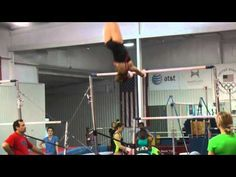 Here's a video on McKayla from the last national team training camp. I'm feeling that DLO...