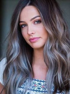 71 most popular ideas for blonde ombre hair color - Hairstyles Trends Ombre Pastel Hair, Bob Pastel, Blonde Ombre Hair, Best Ombre Hair, Brown Ombre Hair, Ombre Hair Color, Balayage Hair, Brown And Silver Hair, Ash Hair Colors